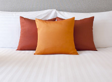 Cotton Rich Bed Linen Image