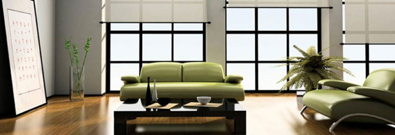 Commercial Roller Blinds Image