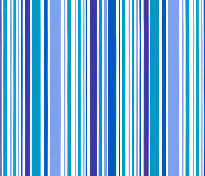 Candy Stripe<br/>Purple & Teal